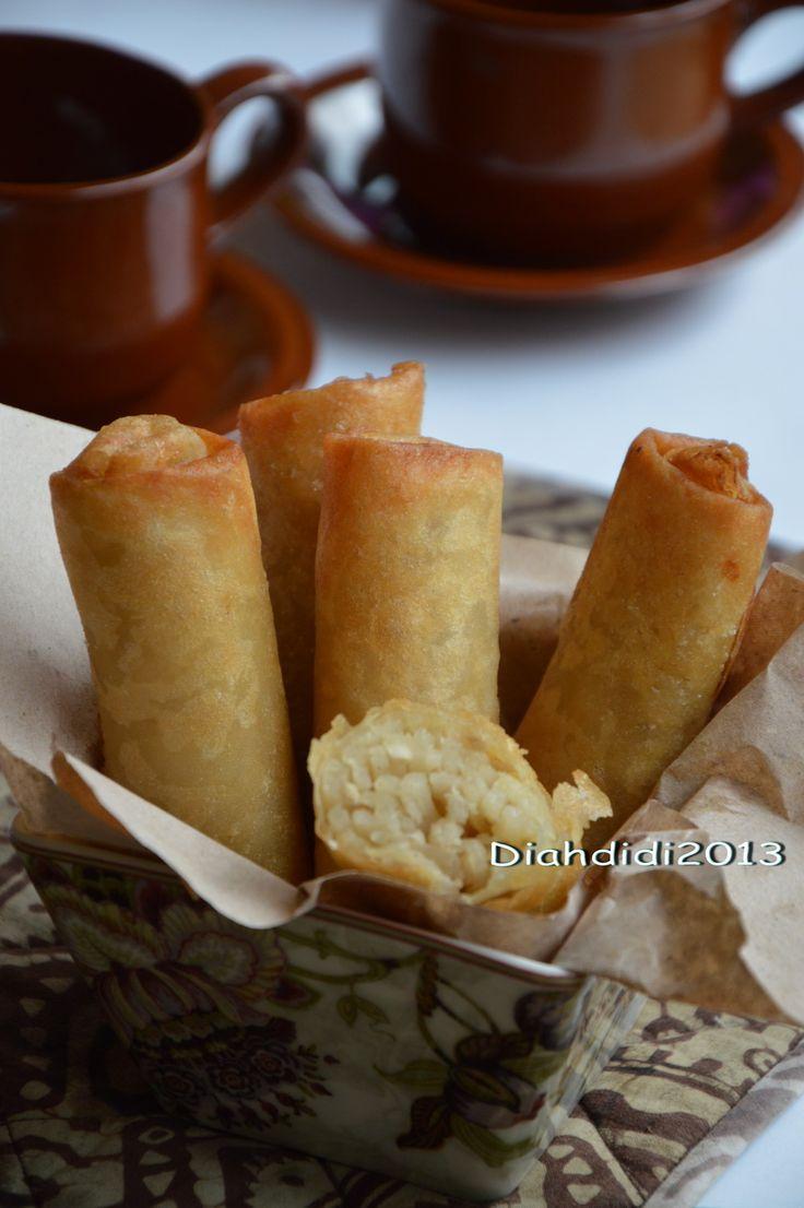 Diah Didi's Kitchen: Lumpia Bengkuang..Easy & Yummy