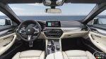 Détroit 2017 : la BMW Série 5 récompensée pour son expérience utilisateur
