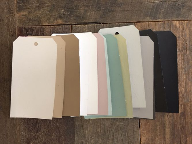 Chalk paint range colours | The Society inc by Sibella Court
