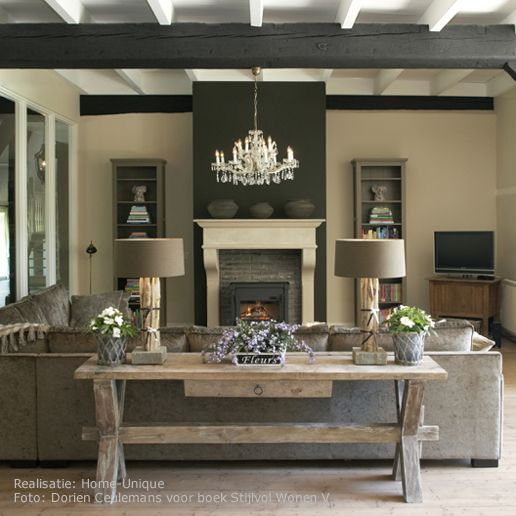 Binnenhuisarchitectuur interieurontwerp interieurarchitect woonkamer living luxueus luxe alure