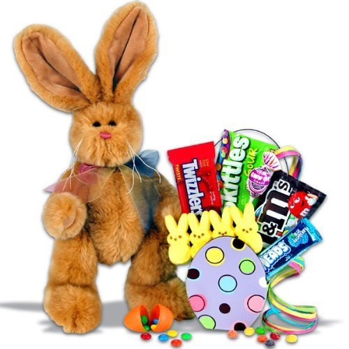 242 best easter images on pinterest easter decor hippity hoppity easter gift stack by gourmetgiftbaskets httpwww gourmet candygourmet giftsfood negle Gallery