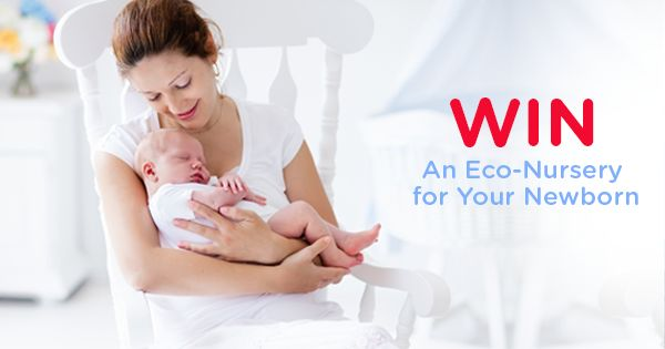 Win an Eco-Nursery for Your Newborn