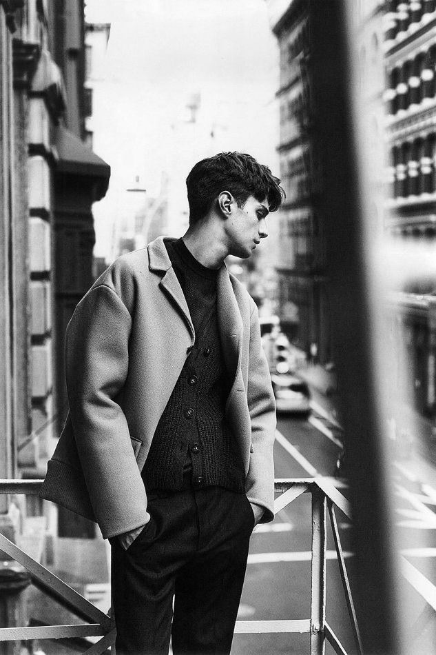Matthew Bell for Man About Town
