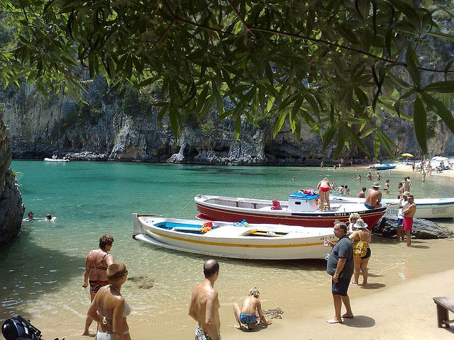Cilento, Italy - 3 secret destinations in Europe: http://www.ytravelblog.com/3-secret-sun-sea-sand-destinations-europe/