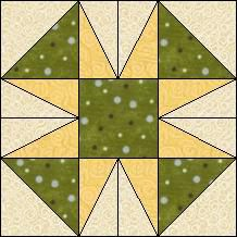 Block of Day for September 08, 2015 - Star of the Sea
