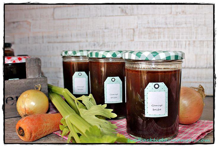 brotbackliebeundmehr - Foodblog - Gemüsefond selber machen