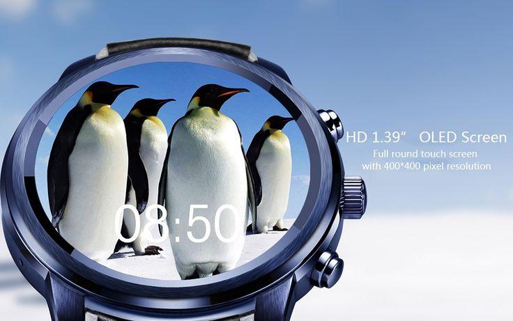 LEMFO LEM5 Pro 3G Smart Sale Online blue - Tomtop.com