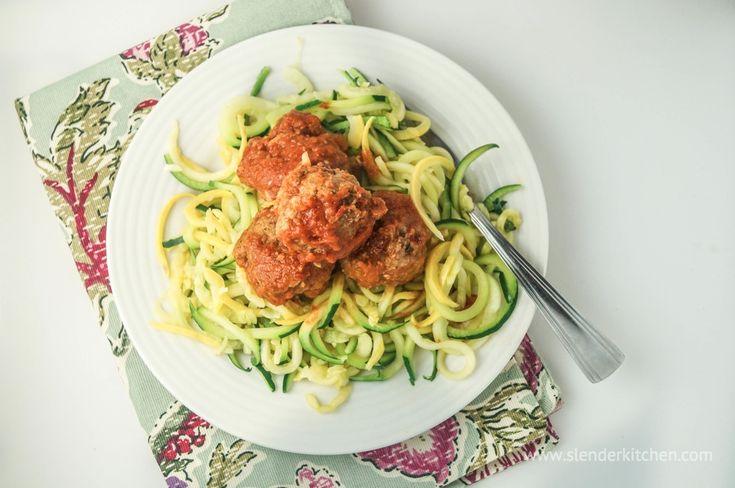 Slow Carb Spaghetti And Meatballs Recipes — Dishmaps