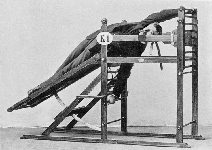 ancetre-pionnier-salle-sport-musculation- Institut Zander (photo 1892)
