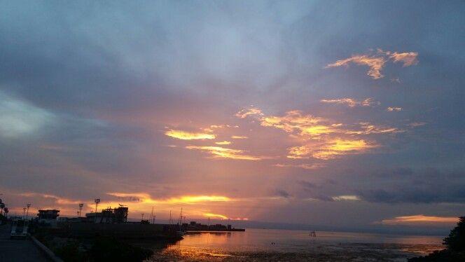 Tagbilaran, Bohol Sunset