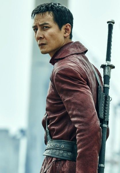 Daniel Wu on 'Into the Badlands', Sunny, Training, Fight Scenes, and More by Christina Radish