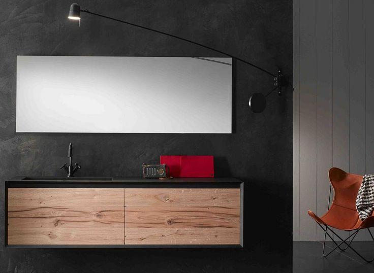 Iks: un mobile da bagno con tante possibilità espressive | Stocco