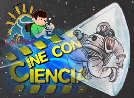 Cine científico, pantallazos efímeros ConCierta Ciencia, contenidos científicos valiosos e interesantes. http://wp.me/p3cLe9-B2
