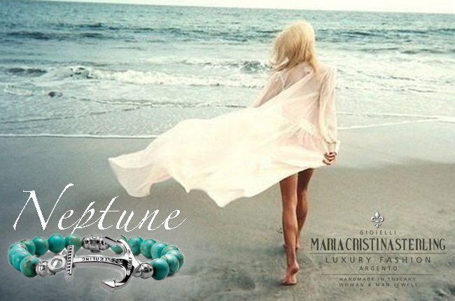 #NEPTUNECOLLECTION  http://shop.mariacristinasterling.it/categoria-prodotto/gioielli_donna/collezione_neptune/