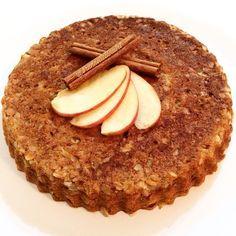 Bolinho integral de maçã e banana leva aveia + chia no lugar da farinha - Vix