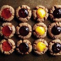 Chewy Almond-Raspberry Sandwich Cookies Recipe — Dishmaps