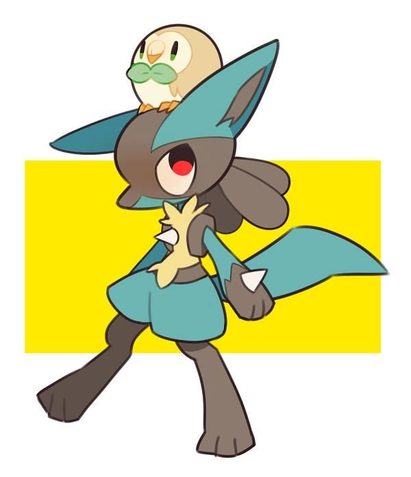 how to get lucario in pokemon omega ruby