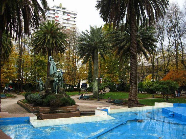 Plaza de armas - Temuco