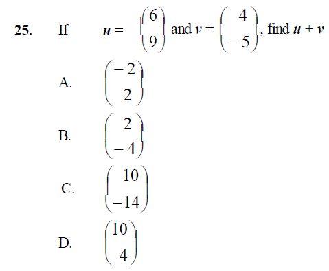 BECE 2013 Mathematics (Maths) Paper 1 Objectives in 2020