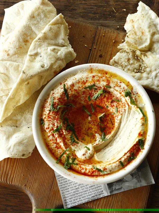 Zahav - I dream of this hummus!