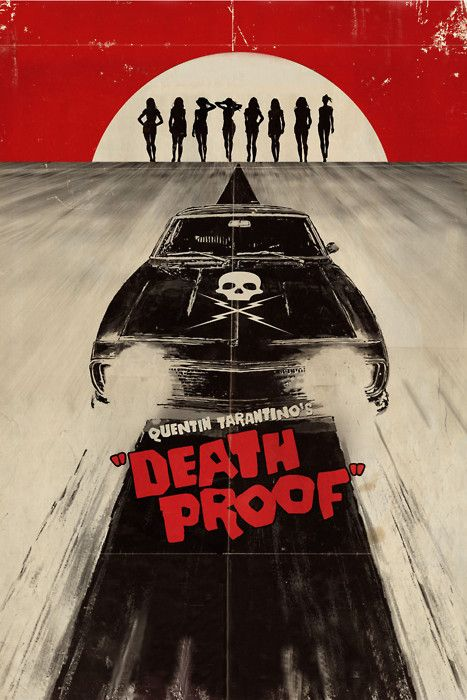 Death Proof love the song at the end of the movie.