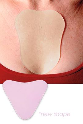 Decollete Pads, Reduce Cleavage Wrinkles | Solutions