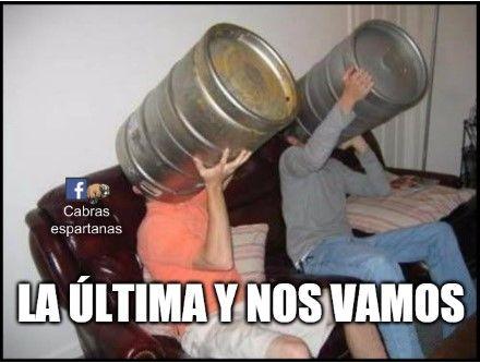 Imágenes, memes GIF y vídeos graciosas en la web de Cabras Espartanas. El mejor humor para compartir con amigos en Facebook, WhatsApp.