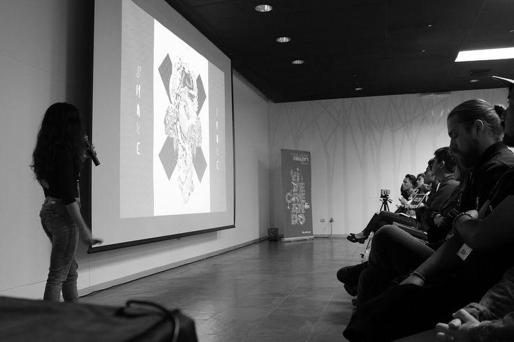 A Portfolio Review event hosted in  San Borja by www.behance.net/rogermiranda