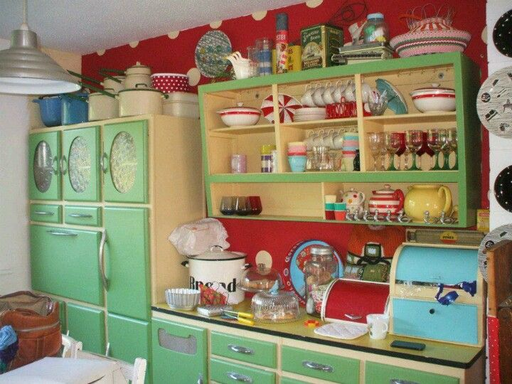 45 best 1930s kitchen decor images on pinterest | 1930s kitchen