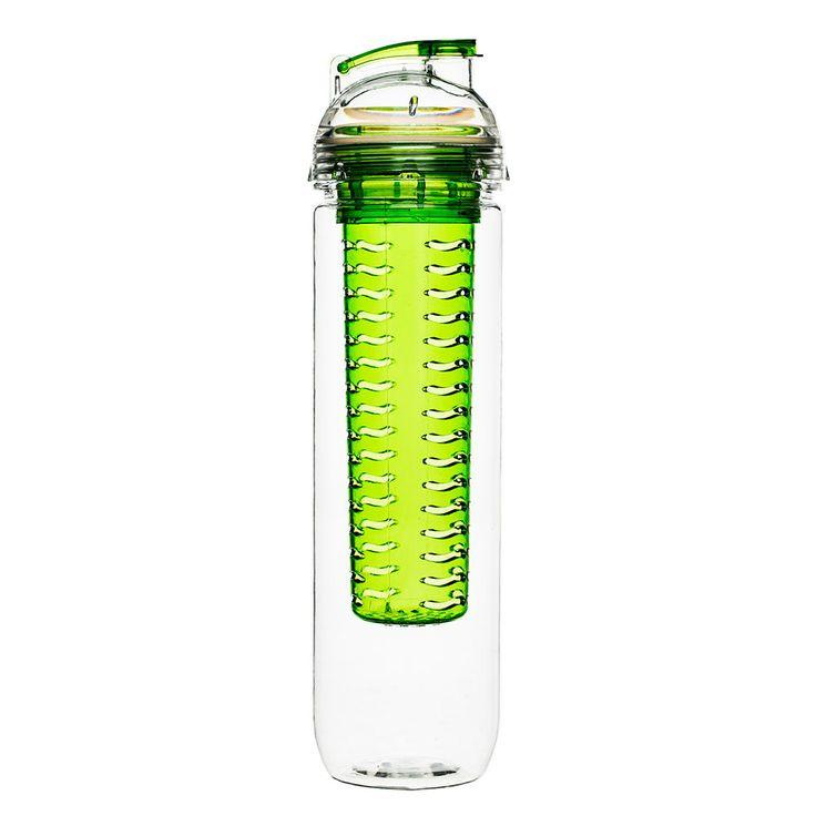 Fresh Flaska Med Fruktkolv, Grön 99 kr. - RoyalDesign.se