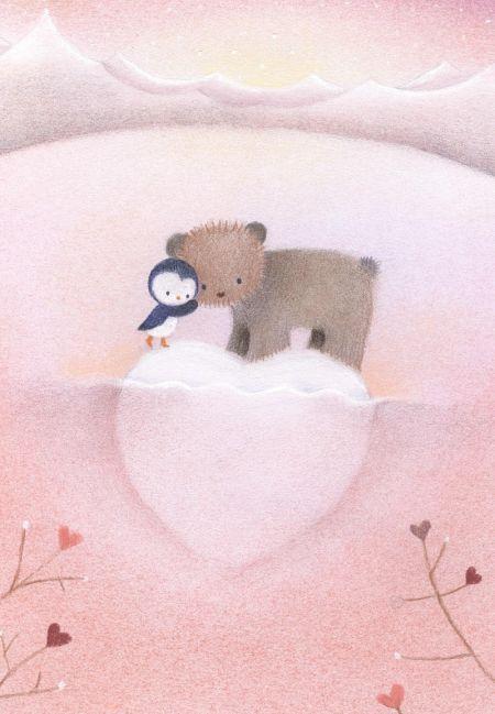 Dubravka Kolanovic - Valentine bear.JPG