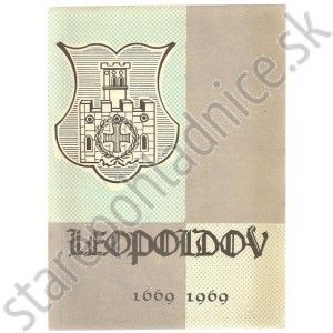 Leopoldov 1669 - 1969