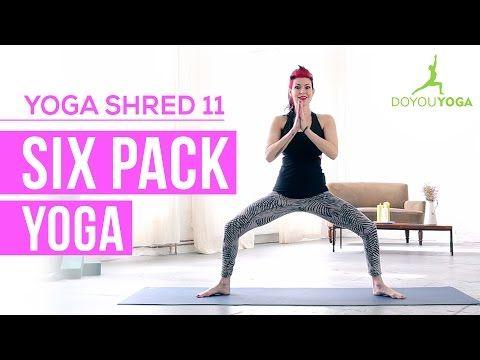 Six Pack Yoga with Sadie Nardini (VIDEO)                                                                                                                                                                                 More