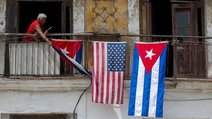 Historische Mission: Obama trifft auf Kuba ein