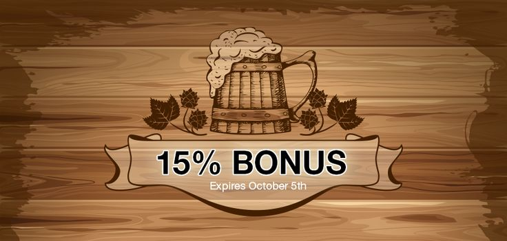 """We've brewed the perfect #Oktoberfest deal for you: 15% bonus on all international #phone cards on www.nobelcom.com using promo code """"FEST2014"""" at checkout!"""