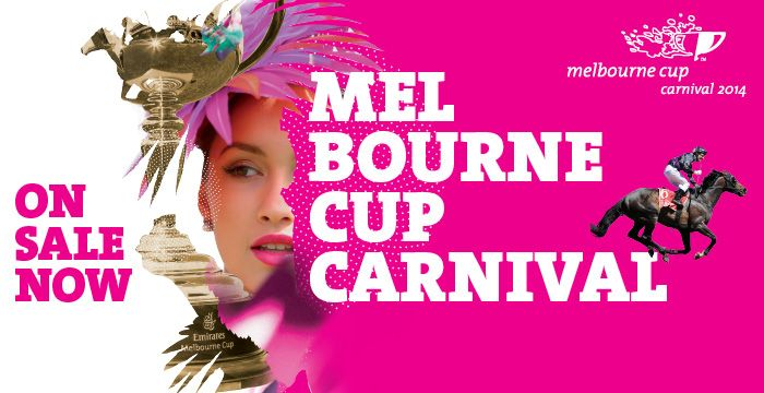 IT'S ONLY 56 DAYS AWAY! START THINKING OF YOUR ORDERS! www.wickedfoods.com - Melbourne Cup Carnival