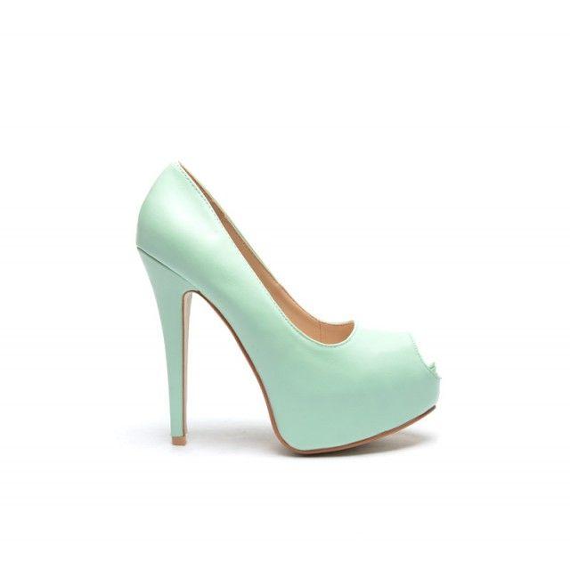 Pantofi Poler Verzi (Verde)