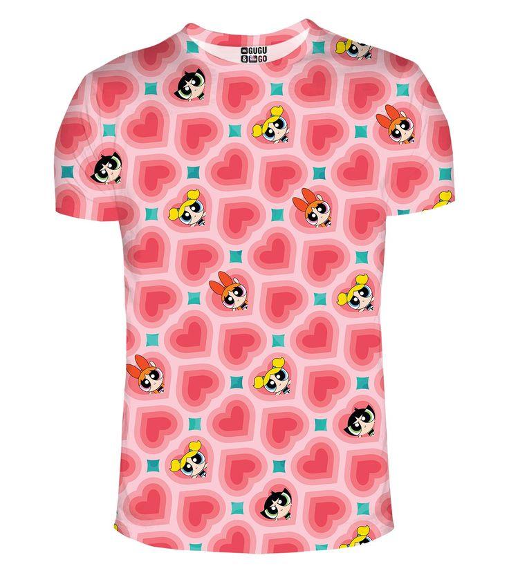 hearts t-shirt, Mr. GUGU & Miss GO