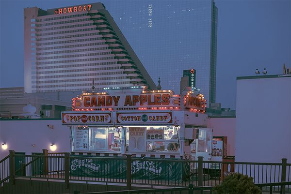 Looking for Atlantic City on Behance