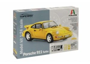 Topcars collections PORSCHE 911 TURBO    scala 1:24