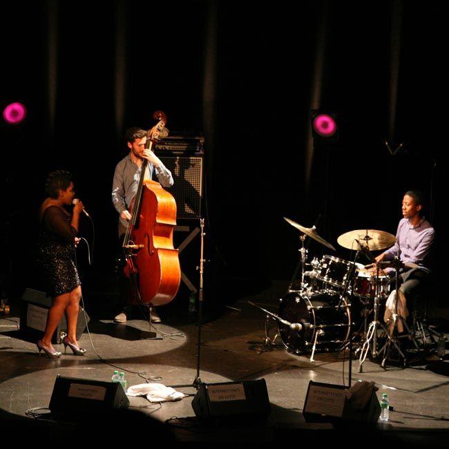 Club de Minuit » 4 Scènes » Festival » Accueil : Jazz à Vienne