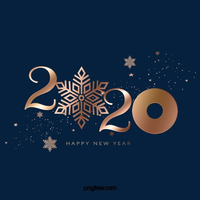 2020 Happy New Year Golden Art Word Line 2020 Happy New Year Png Transparent Clipart Image And Psd File For Free Download Happy New Year Png Happy New Year Background Happy New Year