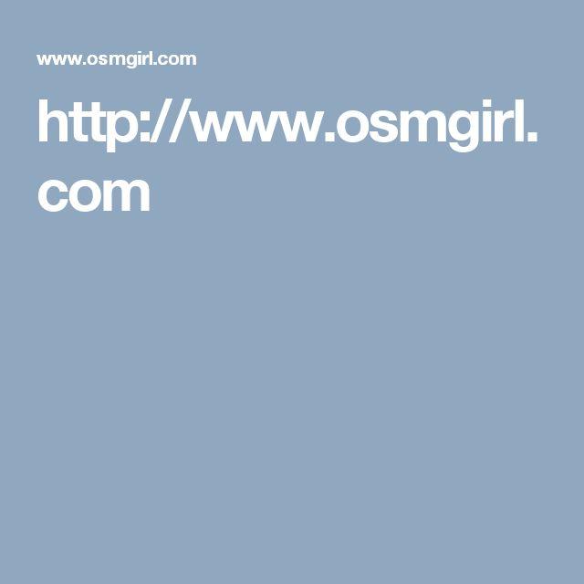 http://www.osmgirl.com