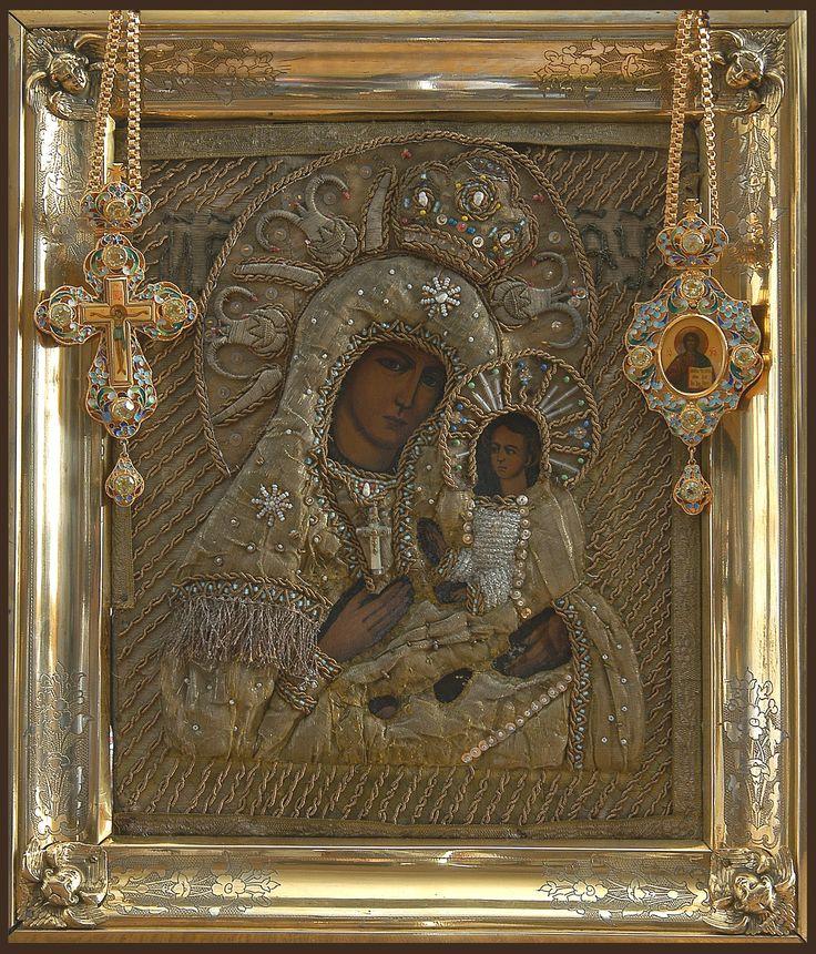 говорят, чудотворная икона божьей матери картинки включают себя три