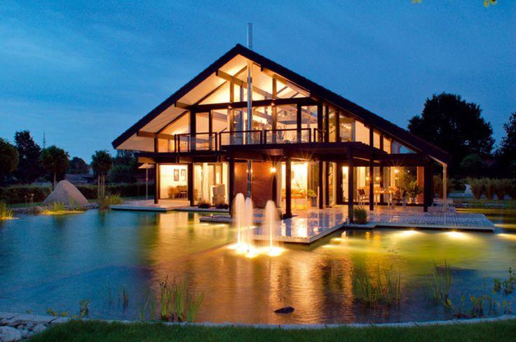 Sörensen : Häuser von DAVINCI HAUS GmbH & Co. KG♥