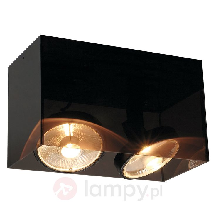 Lampa sufitowa 2-punktowa ACRYLBOX 5503654