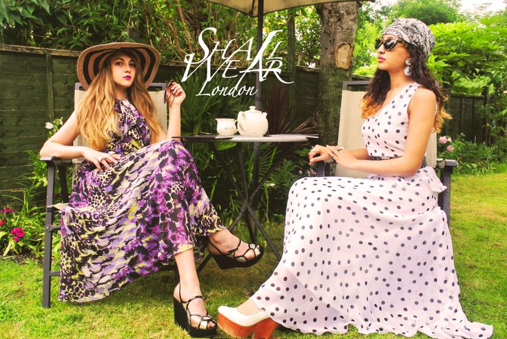 outfits : #shallwear  model: Tash Tash Bennie, Alice Andrews place : London