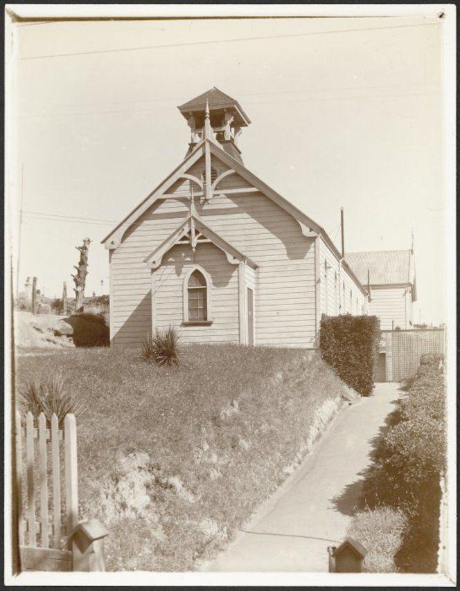 Presbyterian Church, Brooklyn, Wellington, 1920's