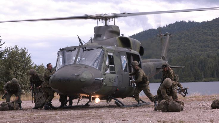 CH-146 Griffon: Search and Rescue / Tactical Aviation Aircraft