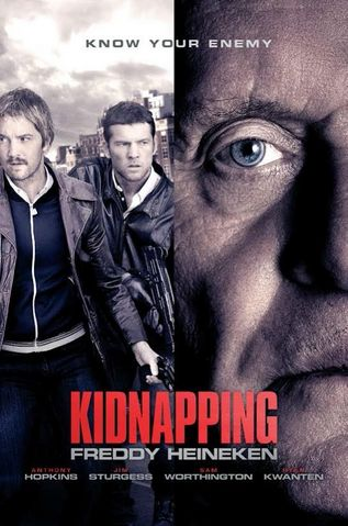 The Kidnapping of Freddy Heineken is set to premier in early 2015! Working on this film has been and exciting journey.